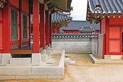 Het Paleis van Korea Hwaseong Haenggung Royalty-vrije Stock Foto