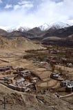 Het paleis van Leh royalty-vrije stock foto