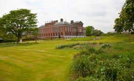 Het Paleis van Londen Kensington stock fotografie
