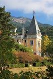 Het paleis van Massandra royalty-vrije stock fotografie