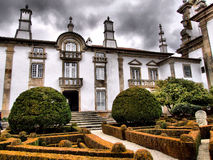 Het paleis van Mateus Royalty-vrije Stock Afbeeldingen