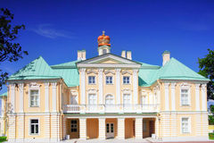 Het Paleis van Menshikov in Heilige Petersburg. royalty-vrije stock foto's