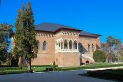 Het Paleis van Mogosoaia royalty-vrije stock fotografie