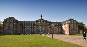 Het paleis van Munster Royalty-vrije Stock Fotografie