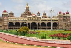 Het Paleis van Mysore Royalty-vrije Stock Foto's