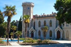 Het paleis van Panina Royalty-vrije Stock Afbeeldingen