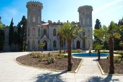 Het paleis van Panina Stock Foto's