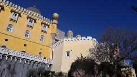 Het paleis van Pena stock fotografie
