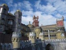 Het paleis van Pena Royalty-vrije Stock Foto's
