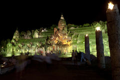 Het Paleis van Phuketfantasea van het Olifantentheater, Phuket Thailand Royalty-vrije Stock Afbeelding