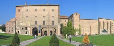 Het paleis van Pilotta Stock Foto's