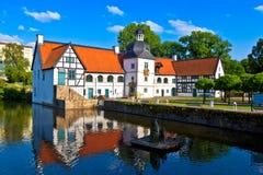 Het Paleis van Rodenberg, Dortmund Royalty-vrije Stock Afbeelding