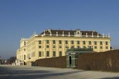 Het Paleis van Schönbrunn in Wenen Royalty-vrije Stock Afbeeldingen