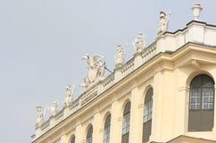 Het Paleis van Schonbrunn Stock Afbeeldingen
