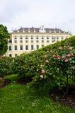 Het Paleis van Schonbrunn in Wenen Stock Foto