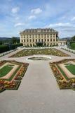 Het Paleis van Schonbrunn in Wenen royalty-vrije stock foto