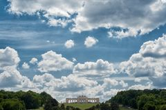 Het Paleis van Schonbrunn, Wenen Royalty-vrije Stock Afbeelding