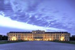 Het Paleis van Schonbrunn, Wenen Royalty-vrije Stock Afbeeldingen
