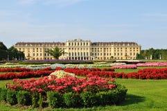 Het Paleis van Sconbrunn, Wenen royalty-vrije stock foto's