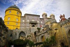 Het Paleis van Sintra Royalty-vrije Stock Afbeeldingen
