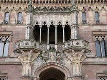 Het paleis van Sobrellano, Comillas (Spanje) Royalty-vrije Stock Foto