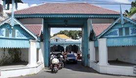 Het paleis van Surakarta Royalty-vrije Stock Afbeelding