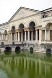 Het paleis van Te - Mantova - Italië stock afbeeldingen