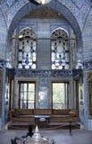 Het paleis van Topkapi stock fotografie