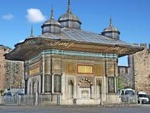 Het Paleis van Topkapi stock foto