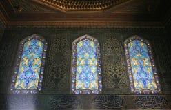 Het Paleis van Topkapi Royalty-vrije Stock Afbeeldingen