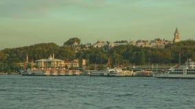 Het paleis van Topkapi in Istanboel Royalty-vrije Stock Fotografie