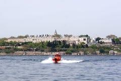 Het Paleis van Topkapi, Istanboel-Turkije Stock Afbeeldingen