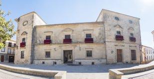 Het Paleis van Vazquez DE Molina Palace van de Kettingen, Ubeda, Spanje stock fotografie
