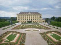 Het paleis van Wenen stock fotografie