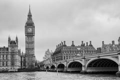 Het paleis van Westminster Stock Afbeelding