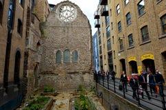 Het Paleis van Winchester Londen - Engeland het Verenigd Koninkrijk stock afbeeldingen