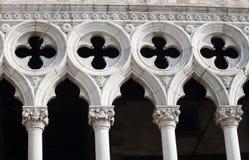 Het Paleis Venetië van doges stock foto's