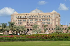 Het Paleishotel van emiraten Royalty-vrije Stock Foto