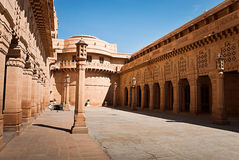 Het paleishotel van Umaidbhawan in Jodhpur, India Royalty-vrije Stock Foto's