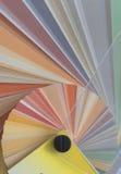 Het palet van de kleur Royalty-vrije Stock Foto's