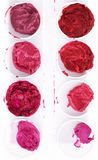Het Palet van de make-up Royalty-vrije Stock Fotografie