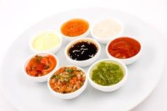 Het palet van sausen Royalty-vrije Stock Foto