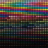 Het paletachtergrond van de kleur Stock Foto's