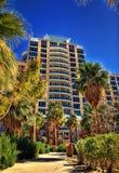 Het Palm Springs van Aguacaliente royalty-vrije stock foto's