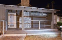 Het Palm Springs van het Witte Huis van Cornelia Royalty-vrije Stock Foto's