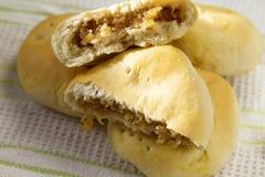 Het panbrood van DE coco royalty-vrije stock afbeelding