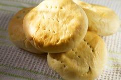 Het panbrood van DE coco royalty-vrije stock foto's