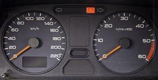 Het paneel van de auto Stock Afbeeldingen