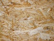 Het paneel van de houtvezelplaat Stock Afbeeldingen