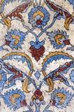 Het paneel van Hagiairene decorative het Schilderen Royalty-vrije Stock Foto